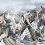 Snowy Skirmish by BagamCadet