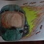 The Halo Legend by WHOLEASS