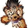Goku Muffin Attack by Vmanga