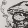 Fungus girl