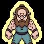Dwarven Monk