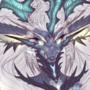 Lightning Elemental Dragon Girl