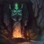 The Eye of a deity