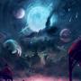 Moonshower