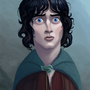 Frodo by MGreenholt
