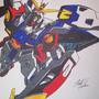 Gundam by buulecoom