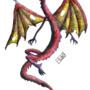 dragon's roar... by jellyfishboy