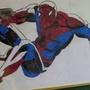 Spider-Man by Chessplay
