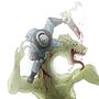 Monster slayer by Cenaf