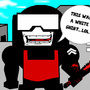 If I were Tankman...