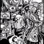Harvest of child hood eyes