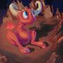 like dragon