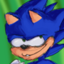 Never Drawn Sonic Before
