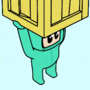 2 dimensions of crate surfing!