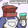Castle Crashers: Painter Comic