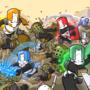 Castle Crashers: The Barbarian War