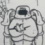 Golem- one page comic