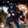 Captain America by DoomzDayChikn