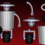 Trashbot - Robot Day Game 2011 by Luwano