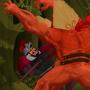 Conquistador Battling Demon by MiddleFingerRings