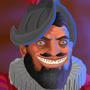 Conquistador by MiddleFingerRings