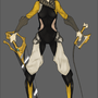 Gold and Ivory by Toxicoid