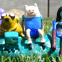 Adventure Time Sculptue
