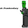 Nick Frankenfury by ZILLIS