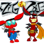 Zig & Zag Concept Art
