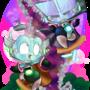 The Evil Twins by KrystalFlamingo