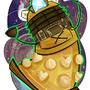 Another Dalek by KrystalFlamingo