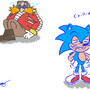 Sunik the Hedgehog by blazephoenix