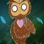 Owl by Gatho