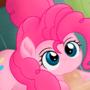 Pinkie Pie Blowjob Animation