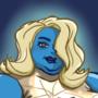 Random Fanart: Nebula from Marvel's WHAT IF