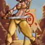 Kera in the Desert by Nerdbayne