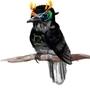 Double Crested Ornamentbird