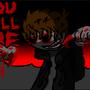 A Dark Friend by Madnesscrazy123