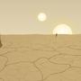 Dry Dry Desert by Xiphon