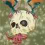 Skull Bird by Gatho