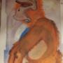 Orange Monkey by Boss