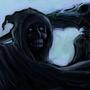 Death Gives No Chances by Rhunyc