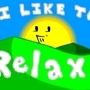 I Like To Relax Title BG by GristlyBear