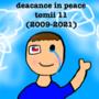 deacance in peace tomii 11