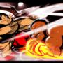 Hurricane Rush vs Banzai Rush!!