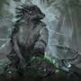 Thunder inside the forest [kofi]