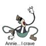 Annie I crave cigarettes