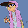 Typical Hipster Douchebag by SpanglishHorse