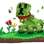 Creeper Pet by Zalariah