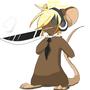 Rainichi The Mouse :D by Rainichi